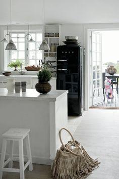 Sommerhausküche