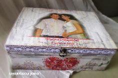 Krakowianka jedna...: Ślubna skrzynia...