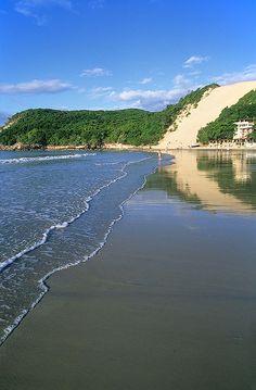Morro do Careca, Praia de Ponta Negra. Natal - Rio Grande do Norte