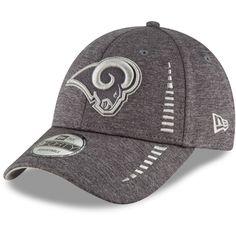 sale retailer df5c6 93cf9 Men s Los Angeles Rams New Era Graphite Speed Shadow Tech 9FORTY Adjustable  Hat, Your Price