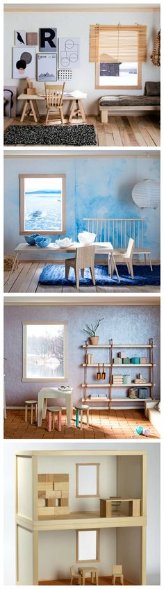 Oma Tila – The Room Of My Dreams {Doll House For Kiddos}