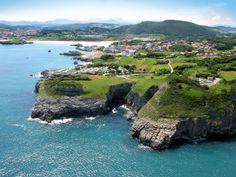 Camping Playa de Isla #Isla #Cantabria #Spain