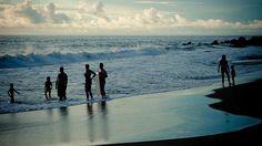 Beach silhouette - Tout Petit Pixel Photographie