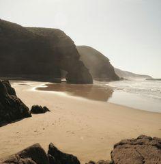 Felsentore in eine andere Welt  #Legzira #Sidi #Ifni #Marokko #Felsentore #Strand #beach