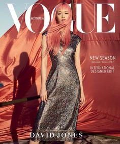 Fernanda Ly for Vogue Australia 2017