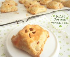 Try delicious Irish Cottage Hand Pies for St. Patrick's Day by @Sweetphi http://cbi.as/39x7w #MyPicknSave #SoFab #shop