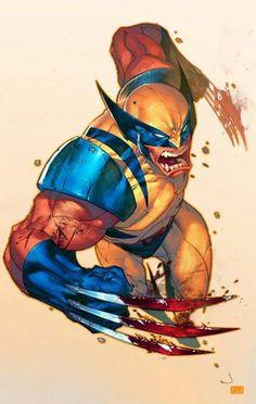Wolverine!