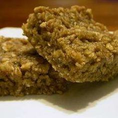 This is the best flapjack I have ever ever made - totally delicious and calorie laden. I used muscovado sugar Peanut Butter Flapjacks, Oats Snacks, Baking Recipes, Dessert Recipes, British Bake Off, English Food, Eat Breakfast, Yummy Cakes, Cookies
