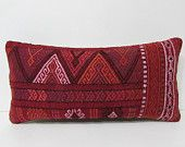decorative pillow wool cushion cover kilim pillow wool pillow cover lumbar kilim pillow large sofa pillow ethnic cushion turkish rugs 25617