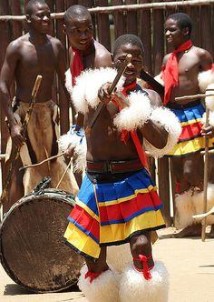 Cultural festival. Mbabane, Swaziland.