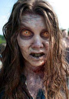 Hey, there, Zombie Girl! There's another Zombie deep inside. Bring out all the love you hide...