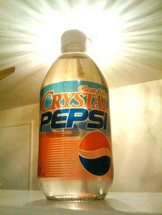 Mmmmm, invisible cola.