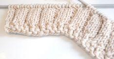 Ты можете владеть какими угодно техниками вязания, но если ты не уделяешь должного внимания наборному краю — толку от этого не будет...