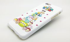 Disney Toy story Alien 2 TSUM TSUM hard phone case for iPhone 6 / 6 plus 5 / 5S 4 / 4S by turtlemimi on Etsy