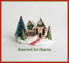 Reserved for Sharon by ArtisticSpirit on Etsy