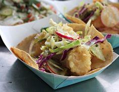 Tacos Punta Cabras does Ensenada-worthy fish tacos, Santa Monica-style.