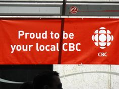 """Proud to be your local #CBC"". #fycbc"