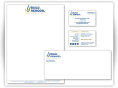 Marketing Collateral | J&J Build and Remodel | Complete Corporate Identity