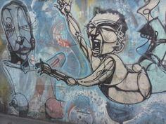 Nigaz eterno em Pinheiros-SP-Brazil