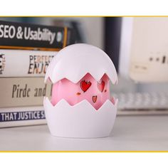 Realistic Led Night Light 3d Design Touch Table Lamp Home Decoration Color-changing Usb Charging Atmosphere Creative Lamp Famous For Selected Materials Delightful Colors And Exquisite Workmanship Novel Designs