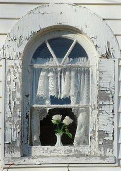 Homey, window, cracks, weathered, lines, curves, beauty, architechture, romantic, beautiful, pretty, aged, photo