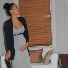 When I had a bump this was the most comfortable and stylish I could get