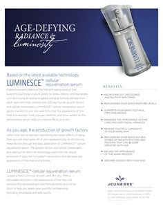 Luminesce Cellular Rejuvenation and Antiaging Serum *** Trust me, this is great! Click the image. : Face Oil and Serums Anti Aging Serum, Anti Aging Skin Care, Peru, Advanced Skin Care, Porto Rico, Dna Repair, Anti Aging Supplements, Face Oil, Tecnologia