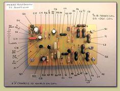 BFO Metal Detector (Beat Frequency Oscillator) у 2019 р. Metal Detectors For Kids, Whites Metal Detectors, Hobby Electronics Store, Electronics Basics, Electronics Components, Metal Detektor, Pulse Induction Metal Detector, Walk Through Metal Detector, Metal Detector Reviews