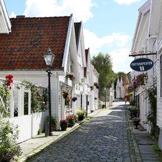 Stavanger Norway, Aa
