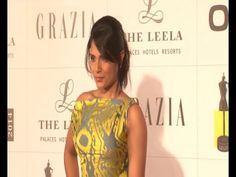 Richa Chadda at Grazia YOUNG FASHION AWARDS 2014.