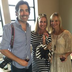 Carter Oosterhouse and Amy Smart love Vivajennz Hidden beverage purses!  #Vivajennz #FunIsUnderTheFlap