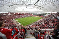 @Leverkusen BayArena #9ine