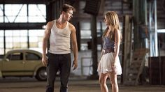 Kenny Wormald and Julianne Hough in Footloose, 2011 Ariel Footloose, Footloose Remake, Footloose Musical, Footloose 2011, Julianne Hough Footloose, Julianne Hough Hair, Country Girls Outfits, Girl Outfits, Hair