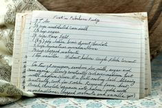 A classic vintage recipe from the files - Fast n Fabulous Fudge