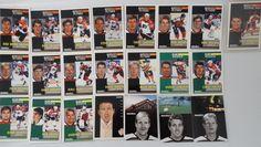 1991-92 Pinnacle Philadelphia Flyers Team Set of 22 Hockey Cards #PhiladelphiaFlyers