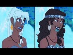 From the talented artist T.T. Brett, who brought you Disney Princes and Princesses reimagined as the opposite sex, comes Disney Princesses reimagined as a different race! Check out the stunning results here and be sure to check out all the other amazing artwork atLet There Be Doodles on Tumblr.