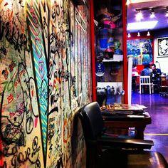 Tattoo shop, Elandsgracht 65, Amsterdam  #tattoocare #molotattoocare Tattoo Care, I Tattoo, Great Tattoos, Studio Ideas, Tattoo Shop, Ink Art, Tattoo Studio, Amsterdam, Studios