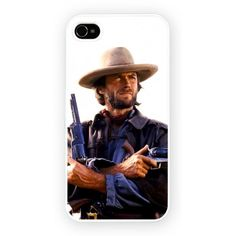 The Outlaw Josey Wales iPhone 4 4s and iPhone 5 Cases