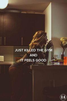 the best feeling!