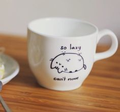 Awesome pusheen cup!