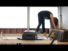 Pilates Reformer: A Balanced Workout - YouTube
