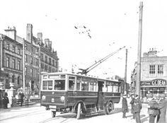 Darlington: Trolley bus