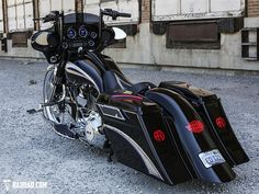 Harley Davidson Bike Pics is where you will find the best bike pics of Harley Davidson bikes from around the world. Custom Bagger Parts, Custom Baggers, Custom Harleys, Custom Motorcycles, Custom Bikes, Custom Choppers, Triumph Motorcycles, Harley Bagger, Bagger Motorcycle