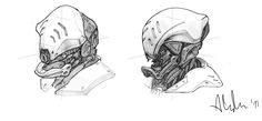 Scored a bunch of concept art from David Levy's  short film PLUG  which is premiering at Gnomon School of Visual Effects  on Saturday, Octob...
