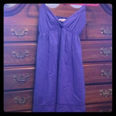 Forever 21 purple babydoll dress Super cute! Size medium. Perfect for summer!! Forever 21 Dresses