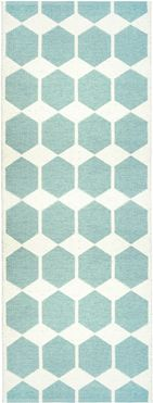 Anna is a soft plastic rug made in Sweden. The graphic design as well as the soft material is made to last and will give your home that scandinavian feeling for Outdoor Rugs, Outdoor Living, Vinyl Rug, Carpet Cover, New Toilet, Textile Texture, Carpet Design, Contemporary Rugs, Rugs On Carpet