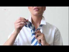 gaaf filpje over hoe je een stropdas kan stroppen!