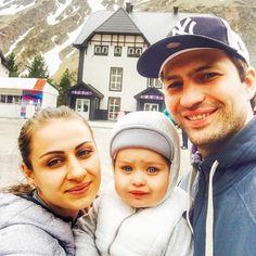 Scintillating Circassian family: Actor and singer Azamat Bekov (Бэч, Бек) and his wife, singer Renata Beslaneeva-Bekova (Беслъэней), with their lovely son, Çerkes oyuncu ve şarkıcı Bek Azamet ile kendisi gibi şarkıcı olan eşi Besleney Rinata, oğulları ile birlikte. #черкес #черкешенка #черкесы #Çerkes #Çerkesler #Çerkez (x) #Cherkess #Circassian #Circassians #Kabardey #Kabartay #Kabardian #кабардинка #кабардинцы #бесленеевцы #Adige #Adyghe #адыгэ #адыги #beautiful #family #baby #love #singer