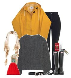 """""""Set 596 -"""" by xjulie1999 ❤ liked on Polyvore featuring Topshop, Gucci, Uniqlo, Hunter, Tak.Ori, Daniel Wellington, Michael Kors and B-Low the Belt"""