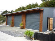 Barnbuilders sheds - Garage